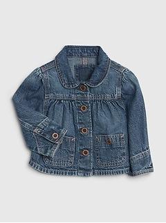 Baby Denim Chore Jacket