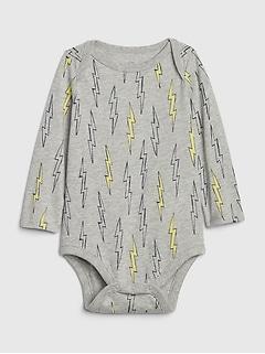 Baby Print Bodysuit