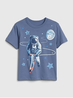 Toddler Graphic Short Sleeve T-Shirt