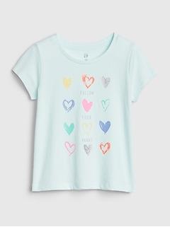 Chemise à manches courtes à imprimé pour tout-petit