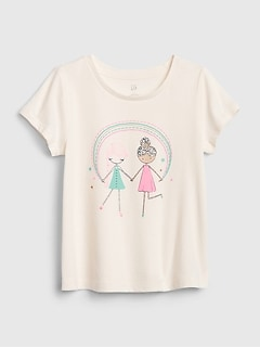 Toddler Bea Short Sleeve T-Shirt