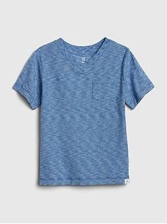 Toddler V-Neck T-Shirt