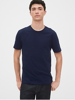 Stretch Crewneck T-Shirt