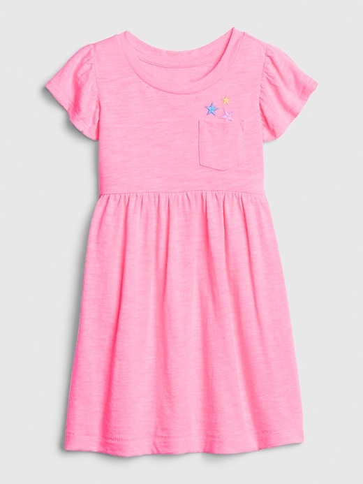 Toddler Flutter Dress