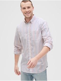 Lived-In Stretch Poplin Shirt