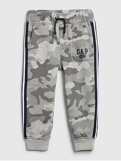 Pantalon d'entraînement en molleton à logo (tout-petit)