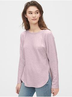 Super Soft Terry Pullover Sweatshirt
