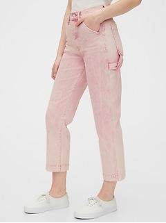 High Rise Carpenter Jeans