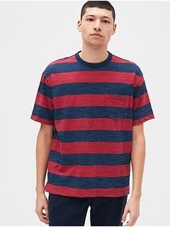 T-shirt à poche