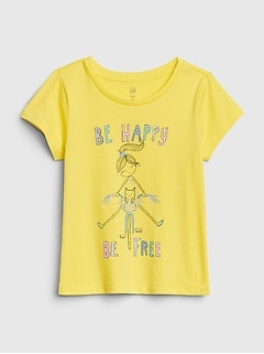 Toddler Bea Short Sleeve T-Shirt