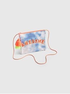 Kids Tie-dye Crossbody Bag