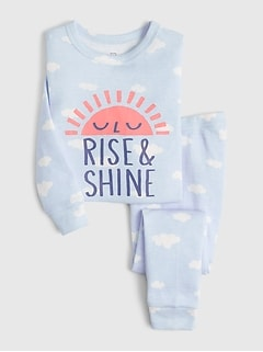 babyGap Cloud PJ Set