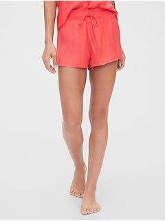 Dreamwell Satin Shorts