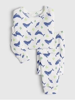 babyGap Organic Cotton PJ Set