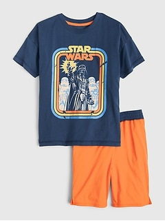 GapKids | Star Wars™ Short PJ Set