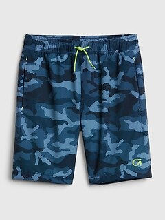 GapFit Kids Quick Dry Shorts