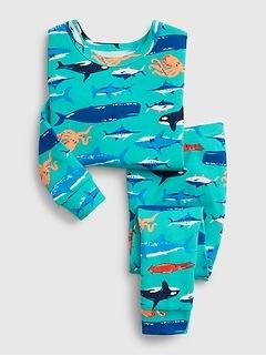 Pyjama babyGap à motif de requin