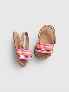 Baby Neon Sandals