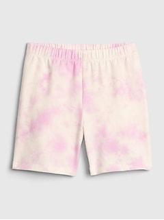 Kids Cartwheel Shorts in Stretch Jersey
