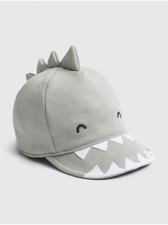 Baby Monster Hat With Spikes
