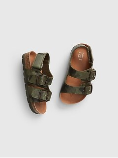 Toddler Camo Sandals