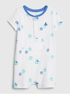 Baby Boat Shorty One-Piece