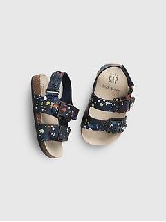 Baby Buckle Sandals