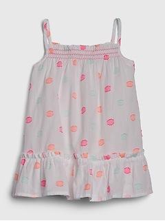 Baby Smock Dress