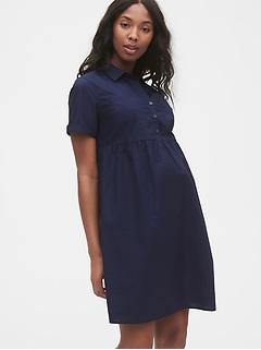 Maternity Utility Dress