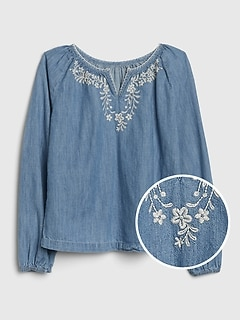 Kids Embroided Top