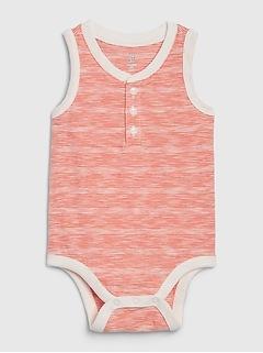 Camisole rayée pour bébé