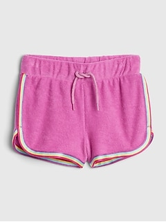 Toddler Terry Shorts