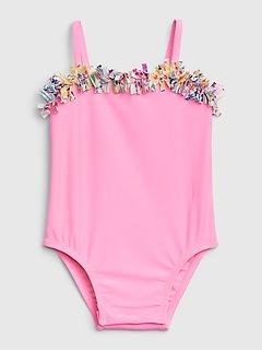 Baby Fringe Swimsuit