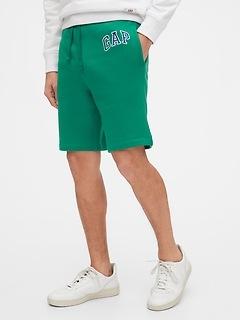 Gap Logo Fleece Shorts
