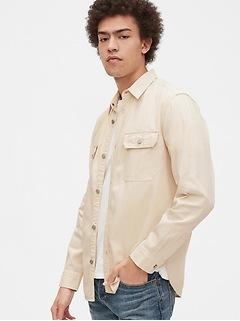 Denim Worker Shirt