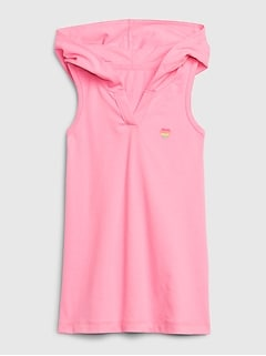 Toddler Jersey Swim Coverup