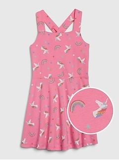 Toddler Tank Racerback Dress