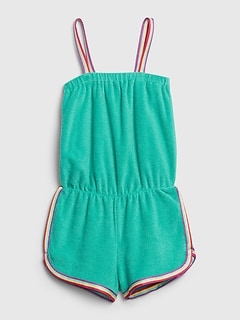 Toddler Terry Romper