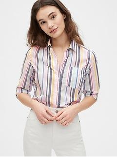 Long Sleeve Perfect Shirt