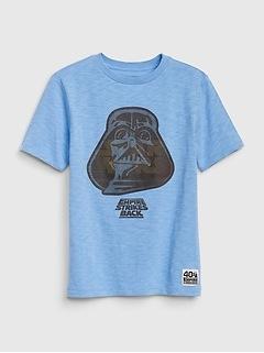 GapKids | StarWars™ Hologram Graphic T-Shirt