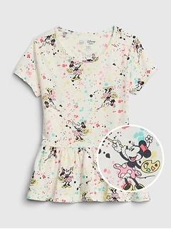 babyGap | Disney Minnie Mouse Tunic Top
