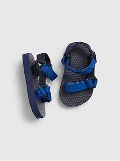 Sandales à velcro pour bébé