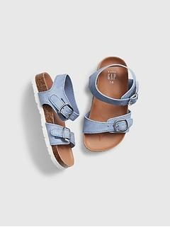 Toddler Cork Sandals