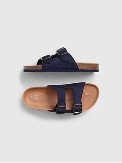 Kids Cork Sandals