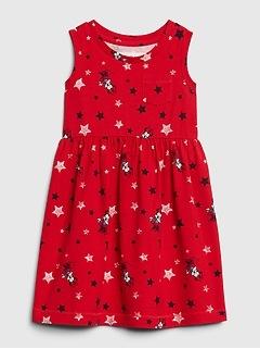 babyGap | Disney Minnie Mouse Tank Skater Dress