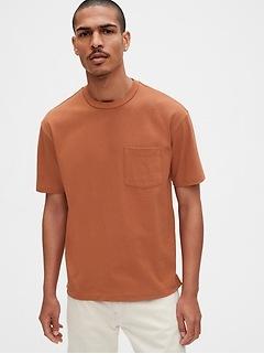 Easy Heavyweight Pocket T-Shirt