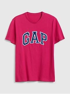 T-shirt ras du cou à logo Gap