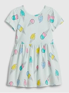 Toddler Skater Dress