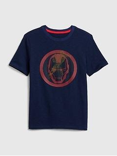 GapKids | Marvel Hologram Graphic T-Shirt