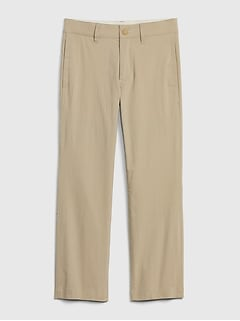 Kids Straight Hybrid Tech Pants with QuickDry